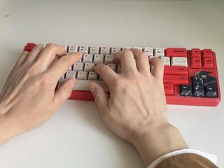 独特手感的妖轴,让人心里发痒的一款机械键