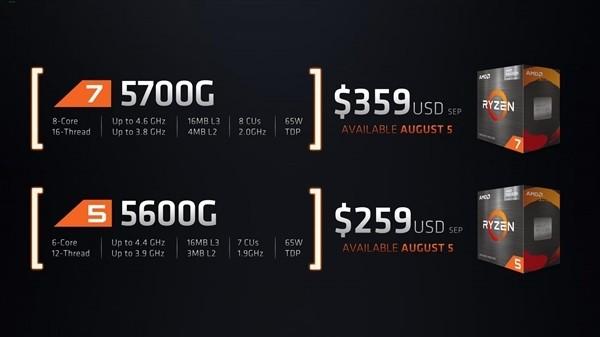 AMD Zen3 APU零售版8月开卖,华擎主板全线升级BIOS支持