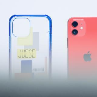 iPhone12穿件骚气的外衣,透明外壳全方位抗黄又防摔