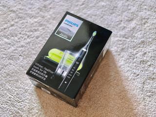 高颜值电动牙刷——飞利浦HX9352