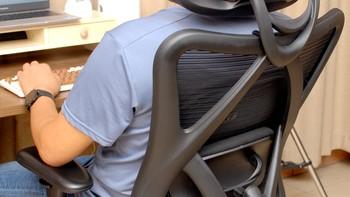 撑腰舒脊好物推荐:UE时尚人体工学护腰椅沃克,对自己好一点