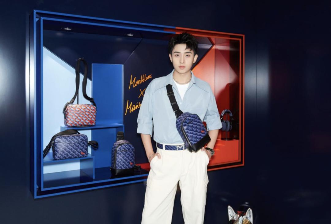 万宝龙携手Maison Kitsuné推出胶囊系列先锋精品店