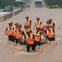 「河南加油」河南地区救援电话统计,风雨中我们同舟共济