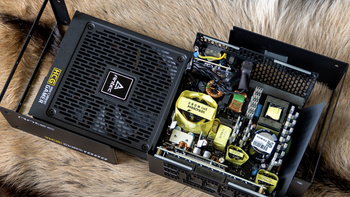 海王瞎扯淡 篇一百二十八:傳家電源長啥樣?安鈦克HCG 1000金牌全模組電源拆解
